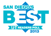 San Diego's Best Readers Poll 2013
