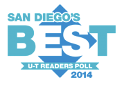 San Diego's Best Readers Poll 2014