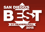 San Diego's Best Readers Poll 2015