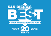 San Diego's Best Readers Poll 2016